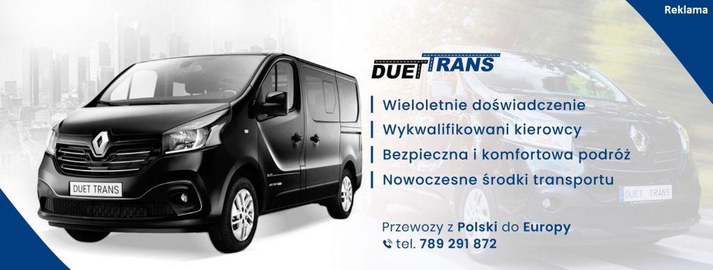 Busy do Niemiec Duet Trans.